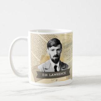 D.H. Lawrence Historical Mug