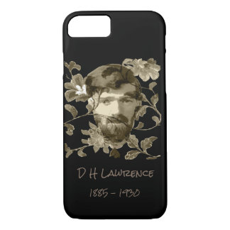 D H Lawrence iPhone 8/7 Case