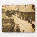D&H Station Granville, NY 1909 Mousepad