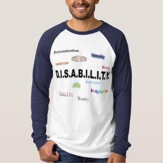 D.I.S.A.B.I.L.T.Y. T-Shirt
