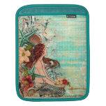 "D iPad & MacBook Sleeve  ""SeaShell Mermaid"""