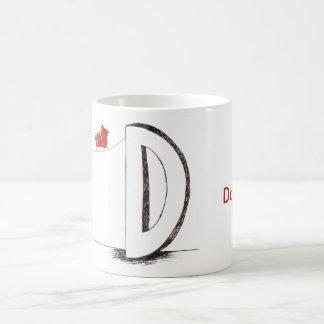 D is for Dad Mug