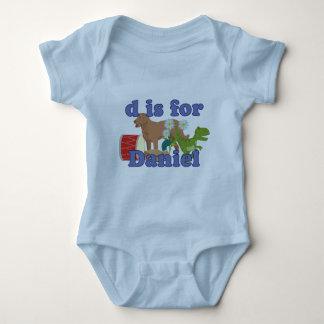 D is for Daniel Tee Shirt