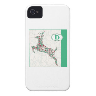 D is for Deer iPhone 4 Case-Mate Case