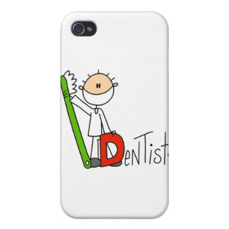 D is for Dentist iPhone 4 Cases