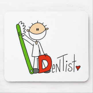 D is for Dentist Mouse Pad