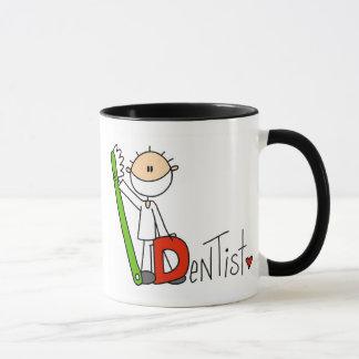 D is for Dentist Mug