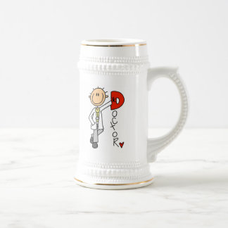 D is for Doctor Beer Stein