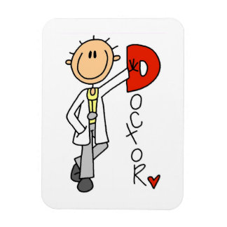 D is for Doctor Magnet