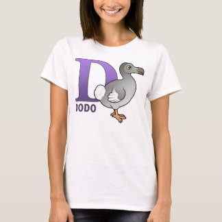 D is for Dodo T-Shirt