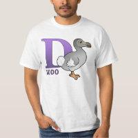 D is for Dodo Men's Crew Value T-Shirt