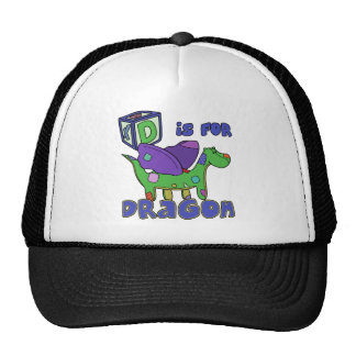 D is for Dragon Hat