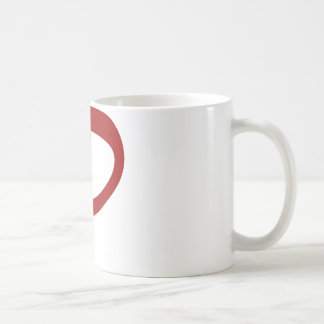 D is For Dynamite Coffee Mug