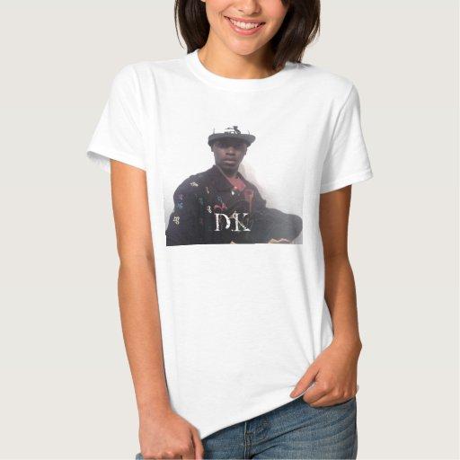 D.K. Camiseta Playeras