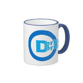 D-logo DERKA DERKA Ringer Coffee Mug