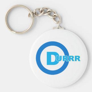 D-logo DURRR Keychains