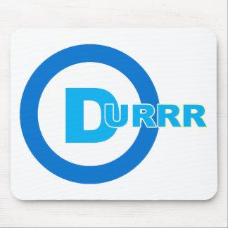 D-logo DURRR Mouse Pad
