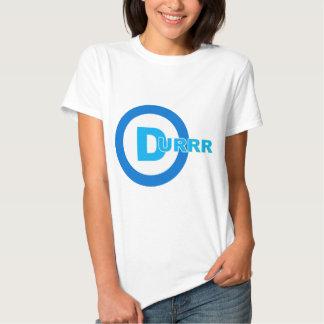 D-logo DURRR Tees
