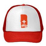 D MESH HATS