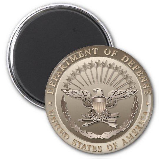 D.O.D Government Emblem Magnet