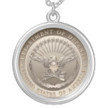 D.O.D Government Emblem Jewelry
