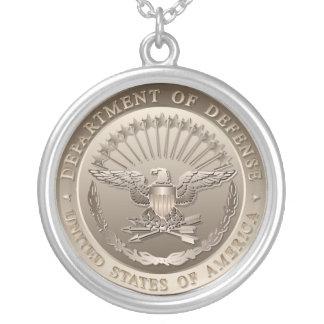 D.O.D Government Emblem Jewelry