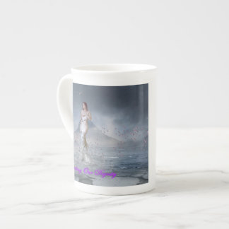 D O D Rising Venus Bone China Mug