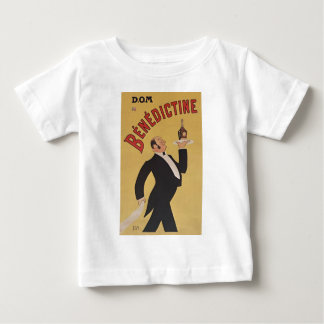 D. O. M. Benedictine by Georges Goursat  PD-US Baby T-Shirt