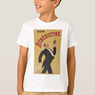 D. O. M. Benedictine by Georges Goursat  PD-US T-Shirt