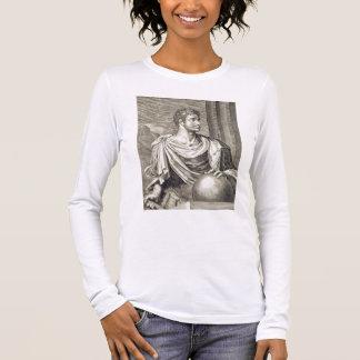 D. Octavius Augustus (63 BC - 14 AD) Emperor of Ro Long Sleeve T-Shirt