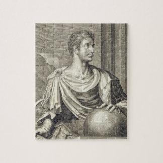 D. Octavius Augustus (63 BC - 14 AD) Emperor of Ro Puzzle