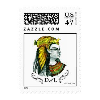 D. of I. Postage Stamp