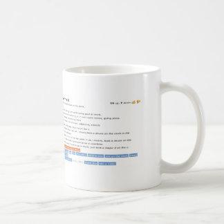 D on the C Mug