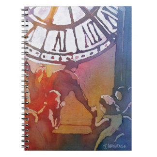 D Orsay Cafe Spiral Note Book