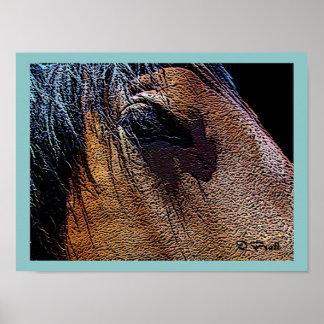 D Pratt Original_Gentle Eye Series_Nani Poster