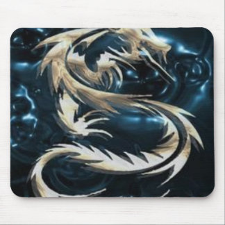D_Real_Attitude, Blue_Dragon Tapete De Ratones