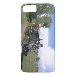 D&RG narrow gauge 2-8-0 #346, 1880's iPhone 7 Case