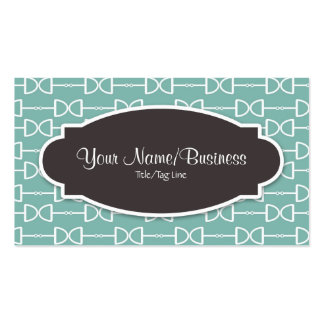 D Ring Horse Bit Business or Personal Calling Card Double-Sided Standard Business Cards (Pack Of 100)