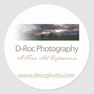 D-Roc Photo Stickers