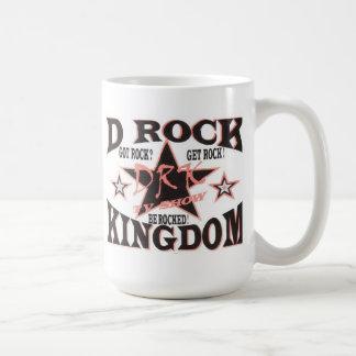D Rock Kingdom Mug
