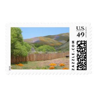 D Spring Lndscp Postage