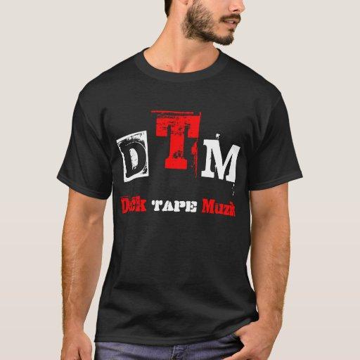 D, T, M, pato, cinta, Muzik Playera