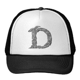 D - The Falck Alphabet (Silvery) Trucker Hat