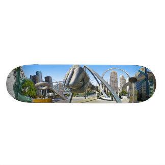 d-town jungle skateboard