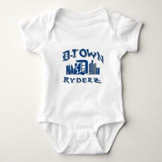 D-Town RyderZ Gear Baby Bodysuit