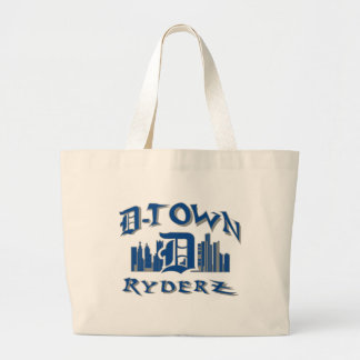 D-town RyderZ Gear Jumbo Tote Bag