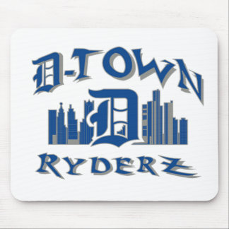 D-town RyderZ Gear Mouse Pad