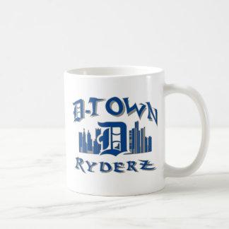 D-town RyderZ Gear Mugs