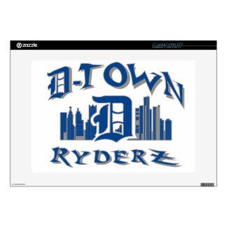 D-town RyderZ Gear Skin For Laptop