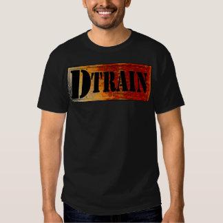 D-Train shirt